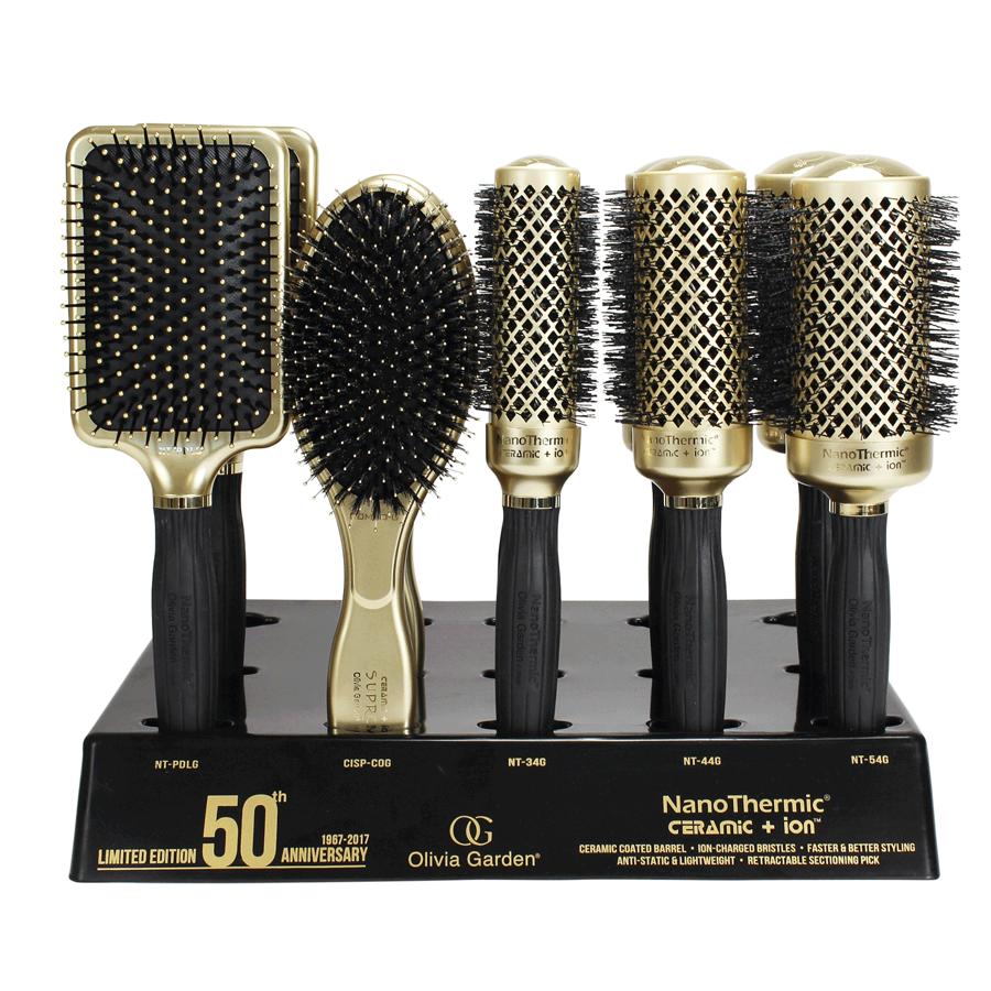 Izpārdošana! Nano Thermic 50th Anniversary Limited Edition brašingi