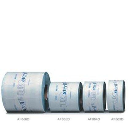 10cm * 200m lenta sterilo/sterilizējamo instrumentu iepakošanai